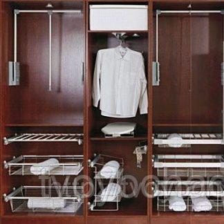 Комплектующие для шкафов купе